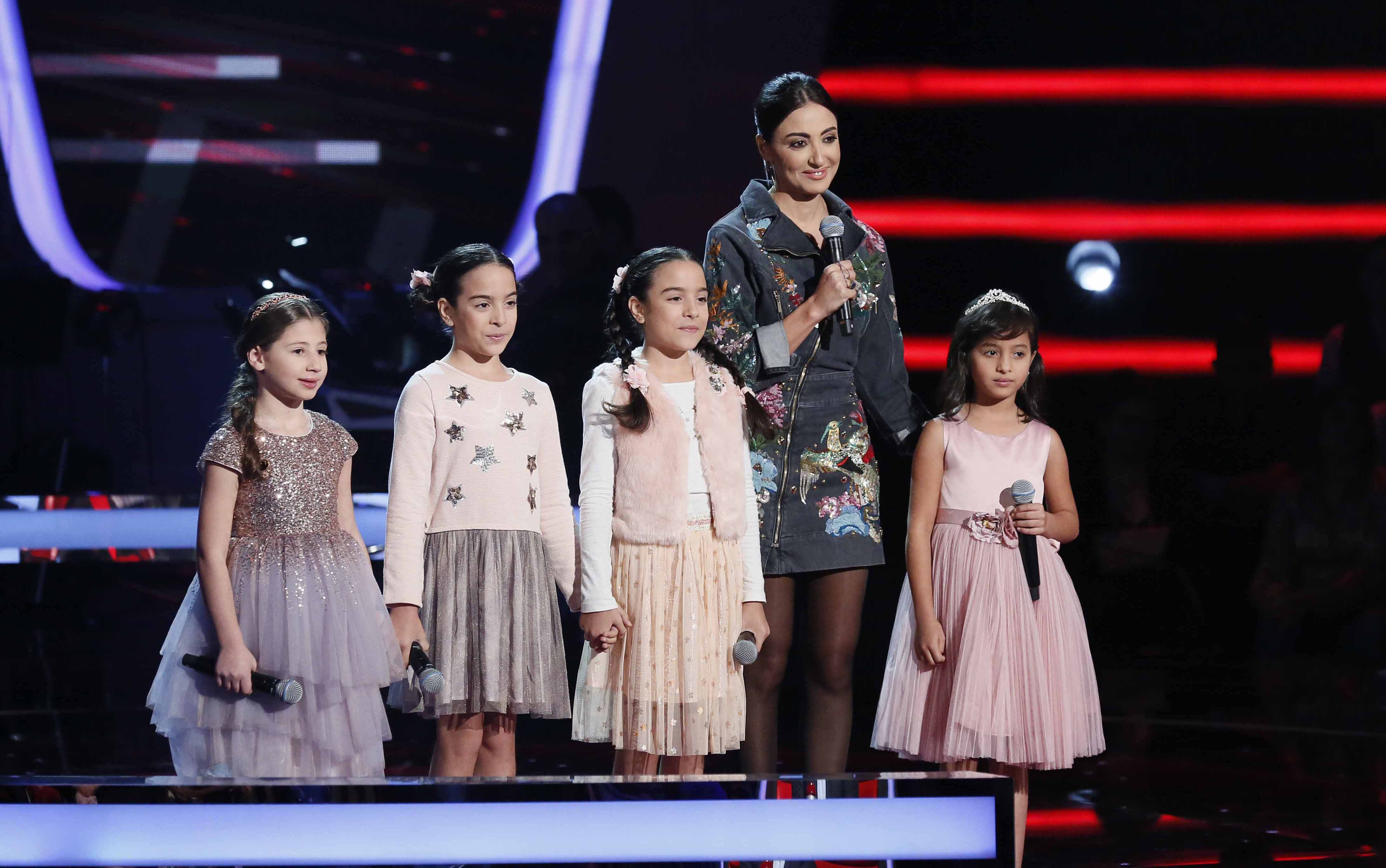 teams voice kids 2018