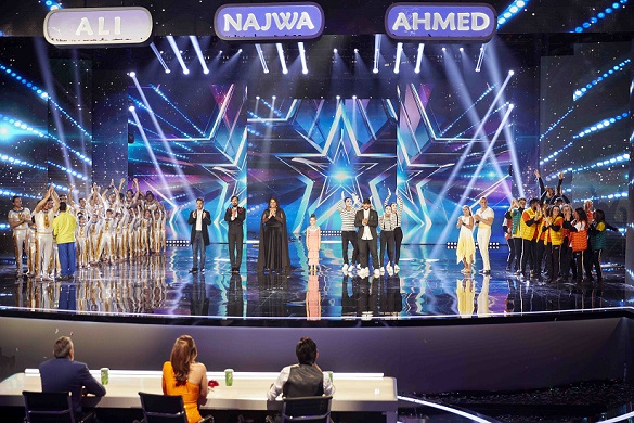 MBC4, MBC MASR & MBC IRAQ- ARABS GOT TALENT S6 - Live 1